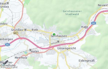 Stadtplan Main-Kinzig-Kreis