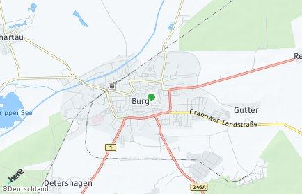 Stadtplan Jerichower Land