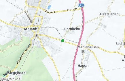 Stadtplan Ilm-Kreis