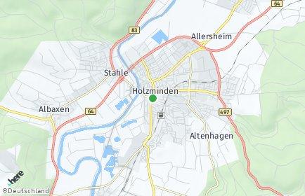 Kreis Holzminden Liste Aller Orte Mit Plz